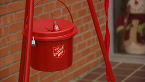 Salvation Army's Red Kettle Campaign needed more than ever due to COVID-19, officials say
