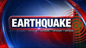 2.6 magnitude earthquake strikes northern Johnson County