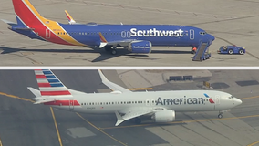 Grounded Boeing plane churns up more turbulence for American, Southwest Airlines