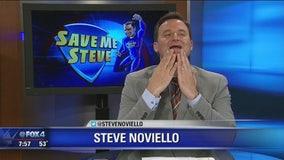 Save Me Steve: No Shave November
