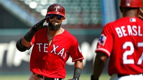 Infielder Rougned Odor traded from Rangers to Yankees