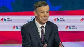 Hickenlooper urged to swap White House bid for Senate run