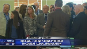 Rockwall County joins program to combat illegal immigration
