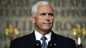 Vice President Pence abruptly called back to DC for unspecified reason, cancels New Hampshire visit