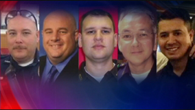 3 years after Dallas police ambush, event held to honor fallen officers