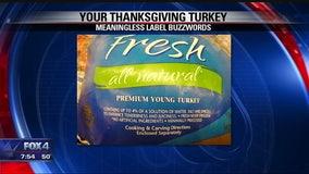 Save Me Steve: Turkey Labels