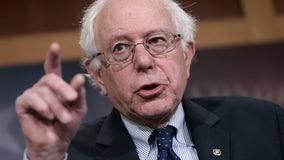 Sanders facing tougher 2020 competition for liberal support