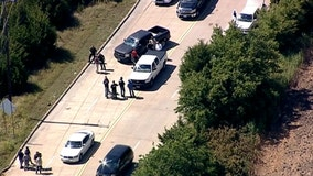 Rockwall suspect captured following manhunt