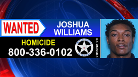 Trackdown: Help find wanted fugitive Joshua Williams