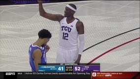 Noi scores 25 to lead TCU over Creighton 71-58 in NIT quarterfinals