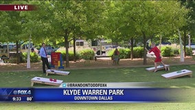 Klyde Warren Park to host first Independence Day celebration
