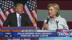 Dallas Morning News defends endorsement of Hillary Clinton