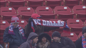 FC Dallas match delayed because of positive COVID-19 tests