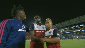 FC Dallas beats Sounders 2-1 with 2 own goals