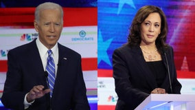 'That little girl was me': Kamala Harris calls out Joe Biden on race record during Democratic debate