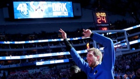Nowitzki Way name change effort clears first hurdle at Dallas City Hall