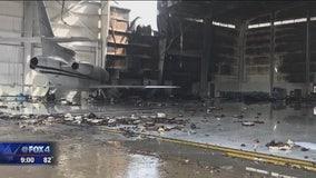10 killed in plane crash at Addison Airport