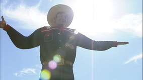 Former voice of Big Tex, Bill Bragg, has passed away