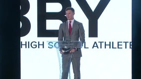 Bobby Witt Jr. wins national male prep athlete of year