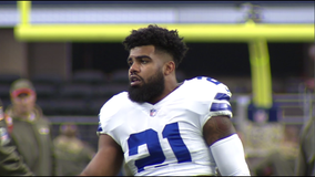 Jerry Jones says no deadline on contract talks with Ezekiel Elliott as regular season approaches