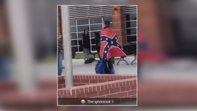 Royse City parents outraged after student wears Confederate flag to school