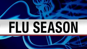 Healthy 34-year-old dies from flu in Dallas County