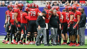 Carter injured early in Texas Tech's 47-27 loss to Ole Miss