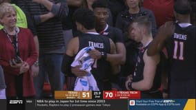 Texas Tech routs Texas 70-51, stays even with Kansas State