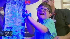 Children's Hospital Heroes: RH's Therapy