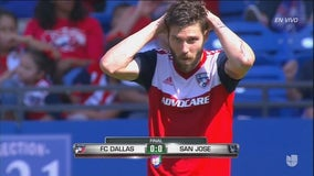 Earthquakes and FC Dallas play to scoreless draw