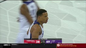 Bane scores 30, TCU beats Nebraska 88-72 in NIT