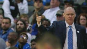 Rick Carlisle returns to Dallas bench after false positive