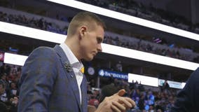 Mavs: Video shows Kristaps Porzingis after being 'jumped and assaulted' in Latvia