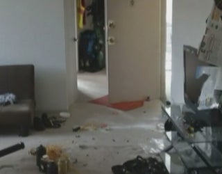 Photos From Inside The Home Of Colorado Movie Theatre Killer James Holmes