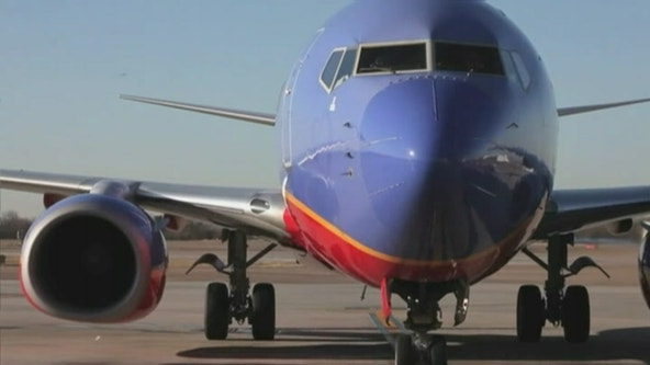 Weather data issue temporarily grounds all Southwest Airlines flights
