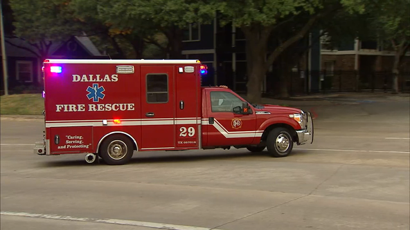 15-year-old charged after crashing into Dallas ambulance, killing friend