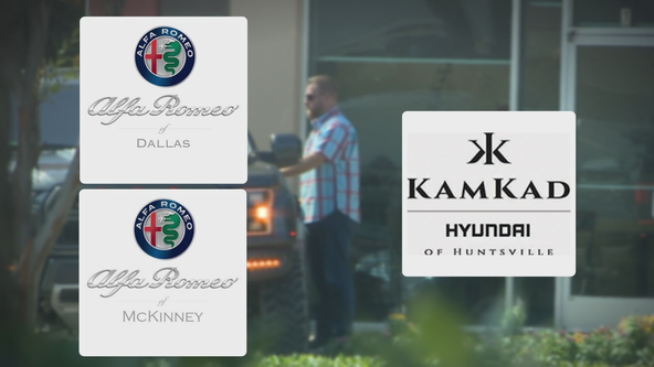 On Your Side: KAMKAD dealer sued for failing to pay for vehicles