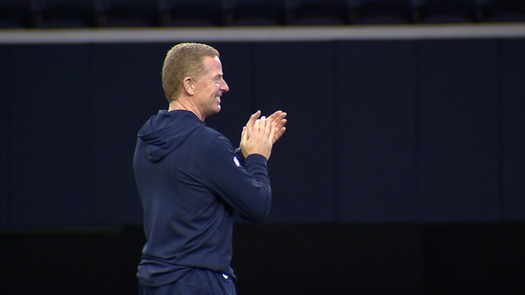 Report: Jason Garrett hired as offensive coordinator for the Giants