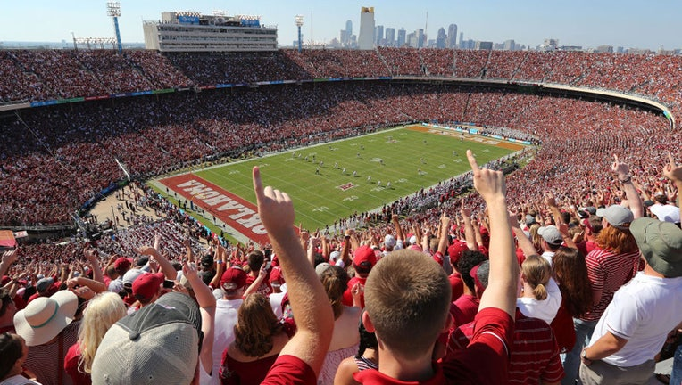 Texas and OU to meet at Cotton Bowl for 115th rivalry game ...