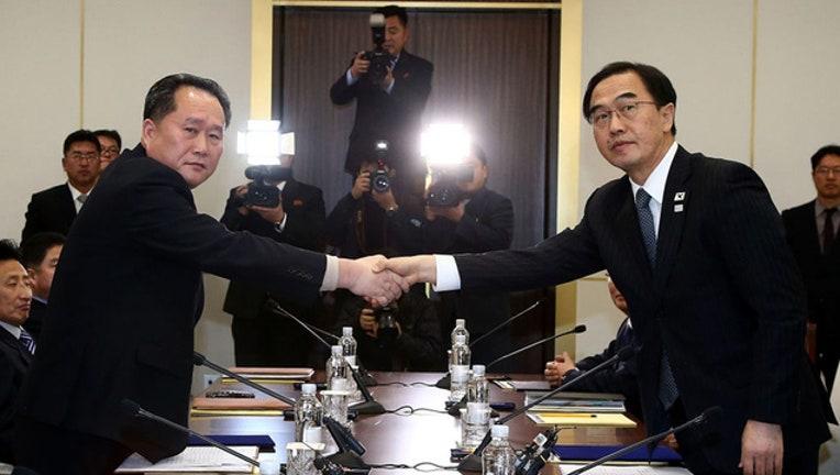 south korea north korea olympics deal