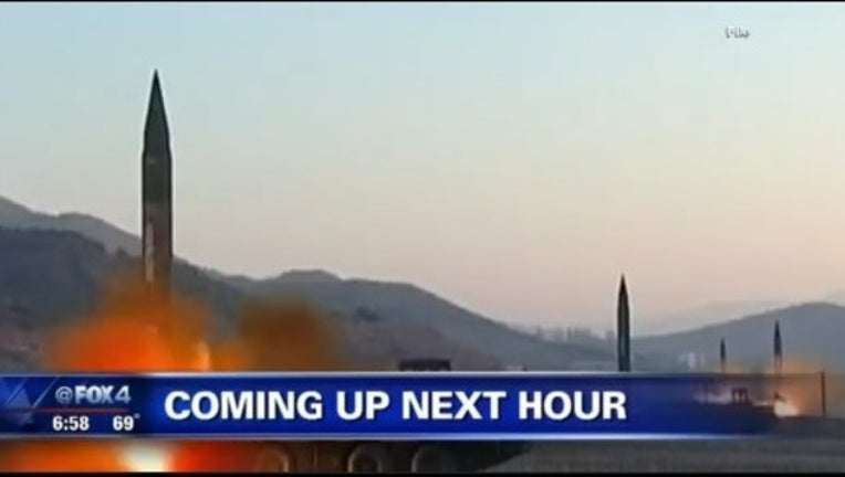 1a36e350-North Korea fires another missile