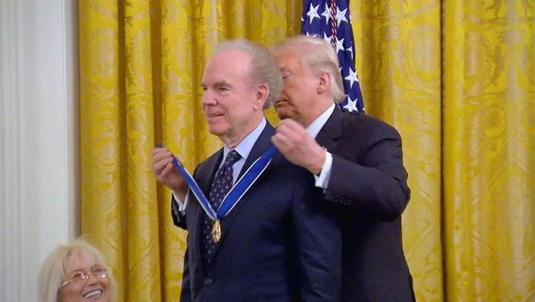 1ec7f658-Roger Staubach Medal of honor