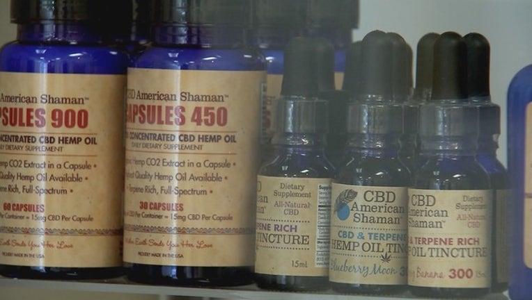 Hb 1325 Would Make Hemp Cbd Oil Legal In Texas Fox 4 News