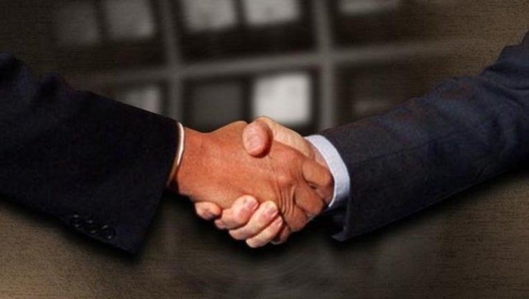 Job, handshake