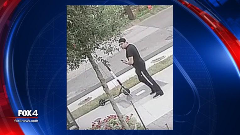 Uptown Assault Suspect