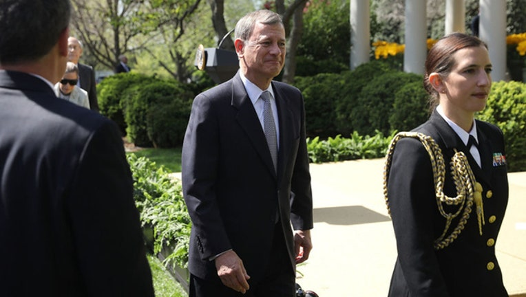 45332638-Chief Justice John Roberts GETTY