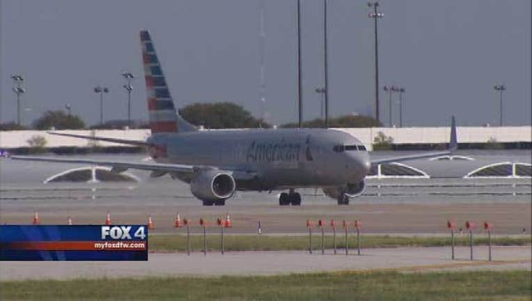 American Airlines, DFW Airport