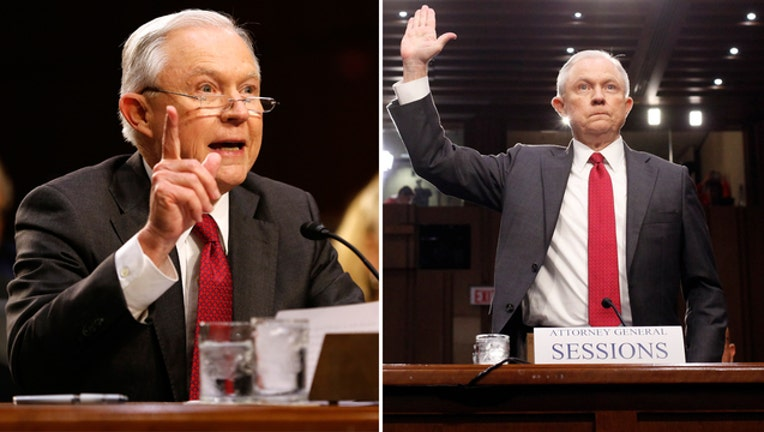 Jeff Sessions - Attorney General-401720