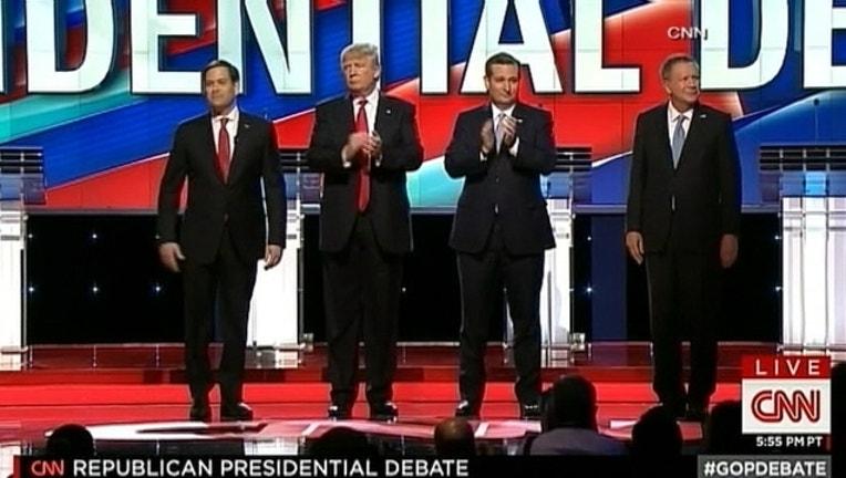 GOP republican debate 3-10-16