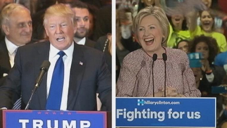 Trump Clinton trumpclinton-402970